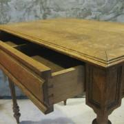 Tafel met lade jaren 30 4