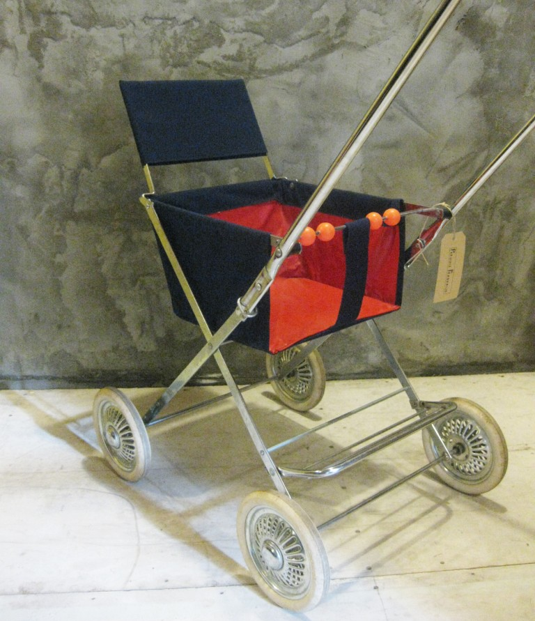 vintage wandelwagen jr 60 3