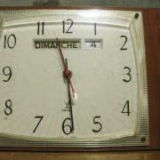 Franse klok jaren 70 1