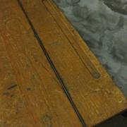 vintage schooltafeltje detail 1