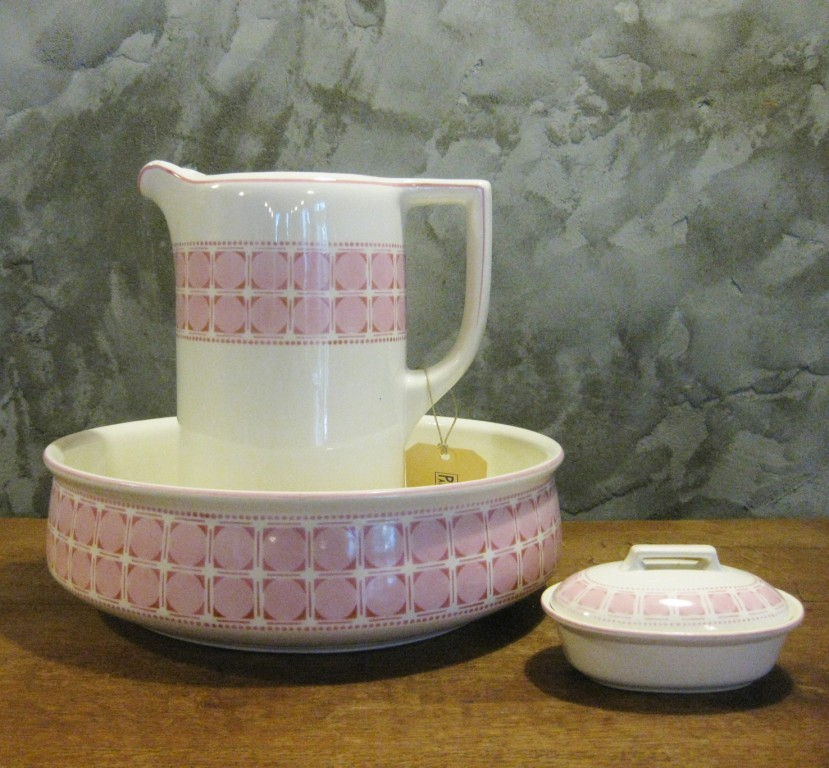 Lampetstel roze 1