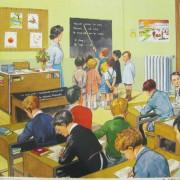 Schoolposter 9a