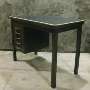 vintage stalen bureau 5