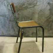 Franse schoolstoel 3