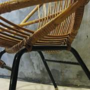 retro bamboe fauteuiltje 5