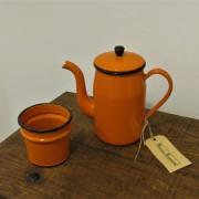 koffiepot oranje 2
