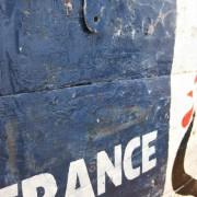 Houten kist France 4