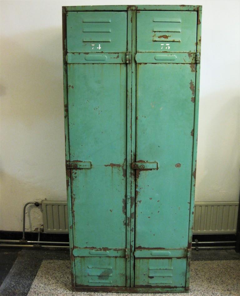 locker groen 2