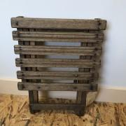 houten krukje